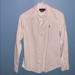 Ralph Lauren button down shirt size small